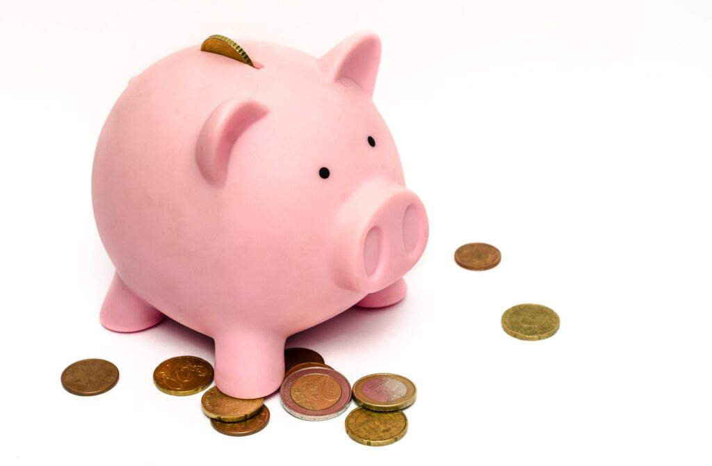 money bank image